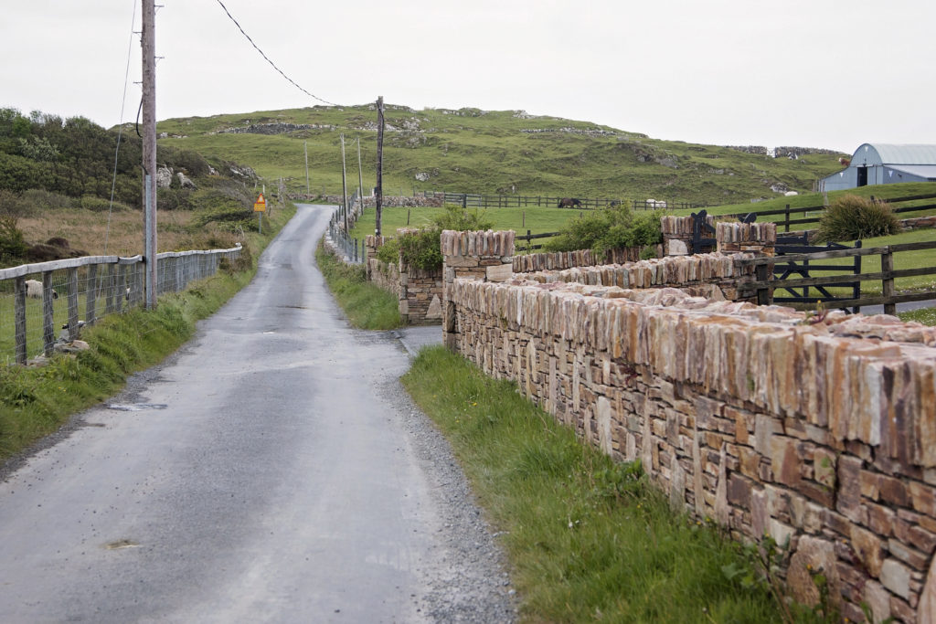 road in the country where millennials should move to Ireland