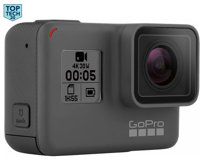 GoPro Hero5 Black on sale for Black Friday
