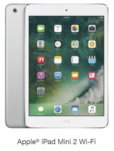 iPad Mini 2 on sale for Black Friday