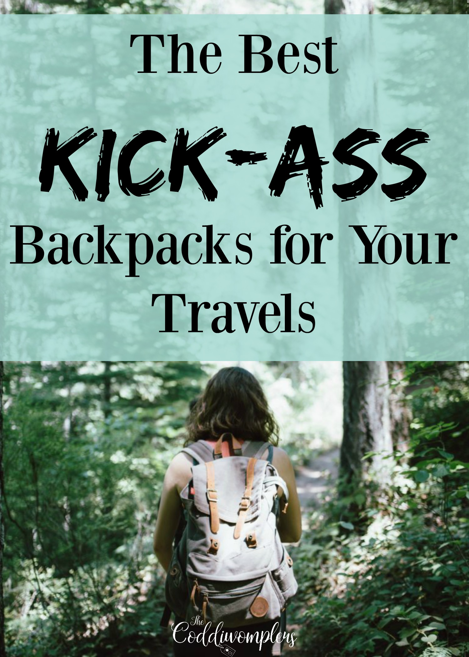 Backpacks are so much easier to use when traveling! Check out all these kick-ass backpacks for your next trip and kick your wheeled bag to the curb.