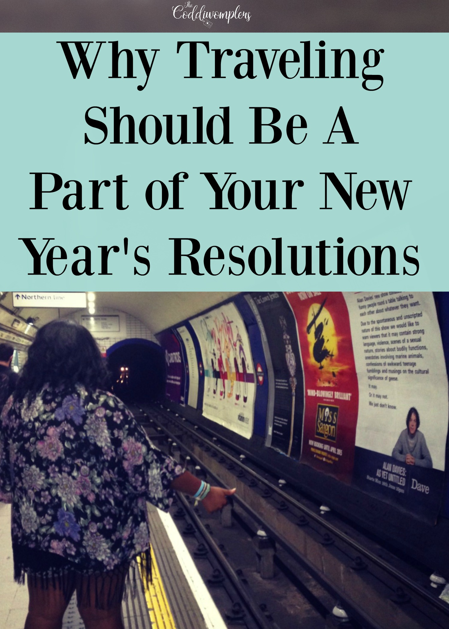 New year, new you and you have a list of things to accomplish. What about traveling? Here is why traveling should be part of your new year's resolutions