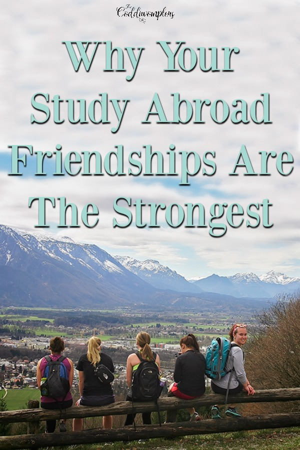 Why Your Study Abroad Friendships Are the Strongest